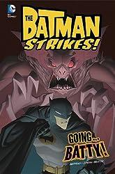 Going...Batty! (Batman Strikes!)