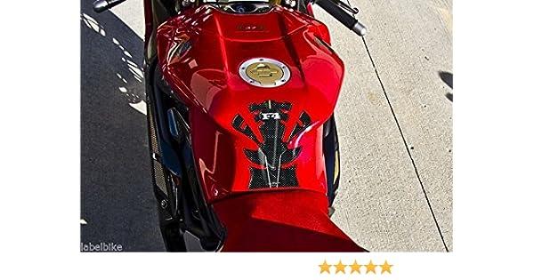 ADESIVO GEL 3D PROTEZIONE SERBATOIO compatibile per MOTO MV AGUSTA F4 dal 2010