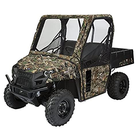 Classic Accessories 18-125-016001-00 Next Vista G1 Camo QuadGear UTV Cab Enclosure by Classic Accessories