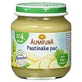Alnatura Bio Pastinake pur, nach dem 4. Monat, (6 x 125 g)