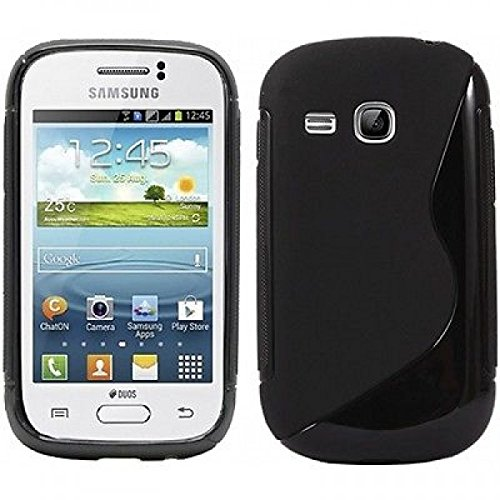 S-Line Back Cover For Samsung Galaxy Young S6312  available at amazon for Rs.150