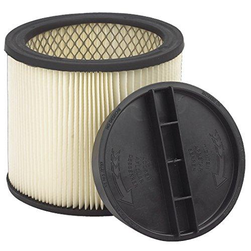 Shop Vac Faltenfilter (Patronenfilter) - Ø 203mm, Höhe: 165mm - für Pump Vac, Pro 25, Pro 25 SI, Blower Vac - 9030429 - Shop-vac Patrone Filter