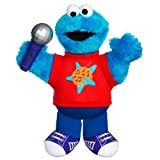 Hasbro Sesame Street Let'S Rock! Singin' Cookie Monster
