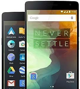 Oneplus 2 TWO SandStone Black 64 GB 4gb Ram LTE OxygenOS Dual Sim Italia 24 mesi Garanzia !