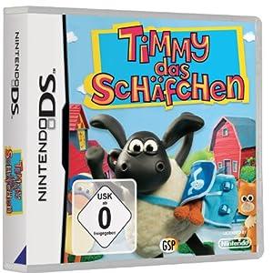 Timmy das Schäfchen – [Nintendo DS]