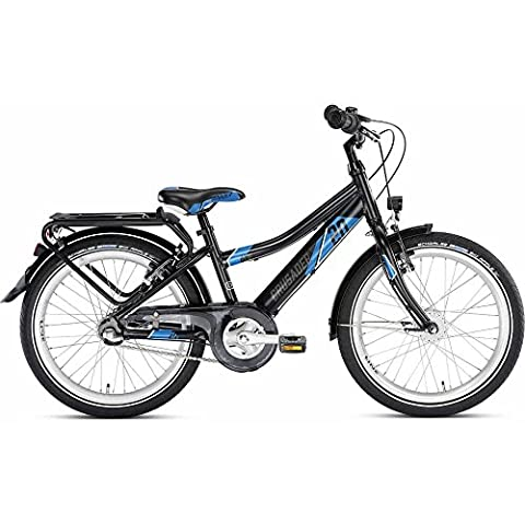 Puky Crusader 20-3 Alu Light Kinder Fahrrad schwarz