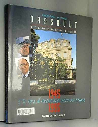 Dassault, 50 Ans D'aventure Aéronautique-1945-1995