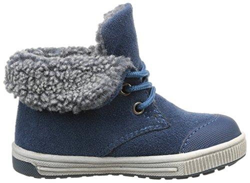Sucre D'Orge Armel, Chaussures Premiers pas mixte bébé Bleu (Marine)