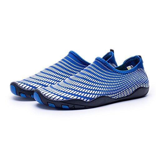 - 51J 2BsveBKQL - AVADAR Men Women Water Shoes Barefoot Quick Dry Aqua Shoes for Swim Walking Yoga Lake Beach Garden Park Driving Boating.