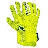 Reusch Herren Torwarthandschuhe Pure Contact II G3 Fusion 3970900 Lime/Safety Yellow/Lime 8.5