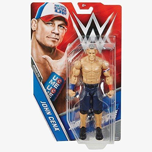 Mattel WWE Basic-Serie 71 SMACKDOWN John Cena Figur