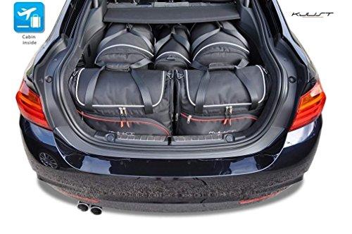 AUTOTASCHEN SETS BMW 4 F36 GRANCOUPE 4D, 2013- CAR FIT BAGS