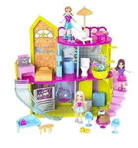 Polly Pocket House Giftset: Amazon.co.uk: Toys & Games