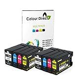 8 (2 Sets) Colour Direct PGI-1500XL Kompatibel Tinte Kartuschen Ersatz Zum Canon MAXIFY MB2050, MB2150, MB2155, MB2350, MB2750, MB2755 Drucker.