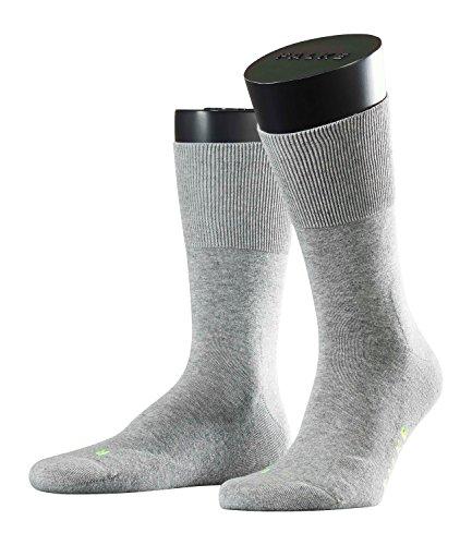 Preisvergleich Produktbild FALKE Sport Spirit Unisex Socken Run 3er Pack, 37/38;Farbe:light grey