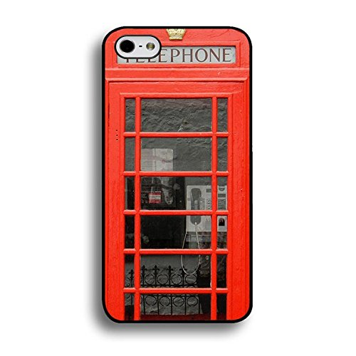 Iphone 6/6s 4.7 (Inch) Case,Novelty Exquisite British Phone Booth Phone Case Cover for Iphone 6/6s 4.7 (Inch) Phone Booth Shell Cover Color229d