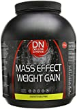 2.5kg Deluxe Nutrition Mass Effect Weight Gainer / Hi Calorie Mass Gainer - Strawberry