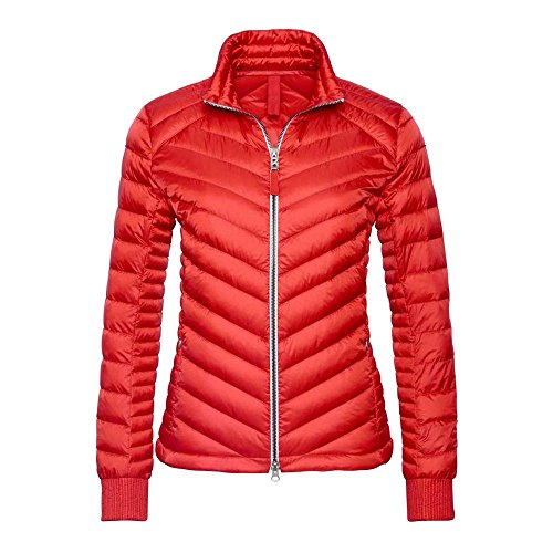 Bogner Fire+Ice Softdaunenjacke Erin Size 40, Color rot