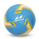 Nivia 1019 Argentina Football, Youth Size 5 (Blue)