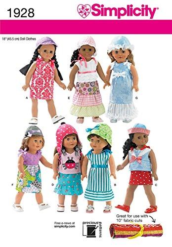 simplicity-modelli-per-cucito-1928-misura-vestiti-per-le-bambole-taglia-unica