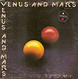 WINGS, venus and mars Paul McCartney and Wings. With poster.First UK pressing 1975. MPL