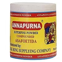 Annapurna Bandhani Hing Superfine Powder, 500Grams