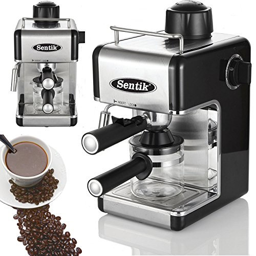 Sentik Professional Espresso Cappuccino Coffee Maker Machine Home – Office 51J 2By 2BLxzsL