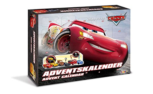 Craze 13786 - Disney Pixar Cars Adventskalender