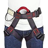 Arnés de Escalada Proteger Pierna Cintura Más Seguro,Arneses de Escalada Cinturones...