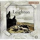 Leighton, K.: Orchestral Music, Vol. 2 - Symphony No. 2 / Te Deum Laudamus