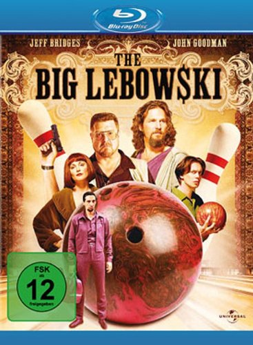 Bild von The Big Lebowski [Blu-ray]