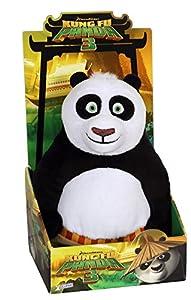 Kung Fu Panda - Peluche Po, 25 cm Multicolor (Gipsy 070641)