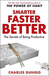 Smarter Faster Better: The Secrets of Being Productive (1847947433) | Amazon Products