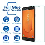 Tempered Glass for Samsung Galaxy J7 Duo,Premium Oil Resistant Coated Tempered Glass Screen Protector Film Guard for Samsung Galaxy J7 Duo