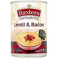Baxters Favoritos De Lentejas Y Panceta 400g De Sopa