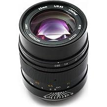 Mitakon Speedmaster 35mm f/0.95 II manual control lens for Sony NEX E mount APS-C camera A6000 A6300