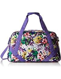 Desigual BOLS_L BAG G, Bolsa de Medio Lado para Mujer, Morado (3168 Purple Opulence), 13 x 34 x 45 cm (B x H x T)