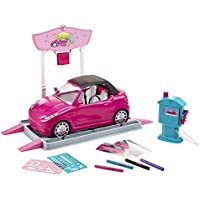 Barbie Car Wash Design Studio
