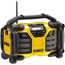 Dewalt DCR017-GB - Radio para obra