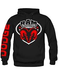 Dodge Ram Kapuzenpullover | Ram | V8 | Hot Rod | Kult