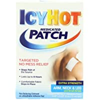 Icy Hot Extra Strength Medicated Patch, Small, 5-Count Boxes (Pack of 3) preisvergleich bei billige-tabletten.eu