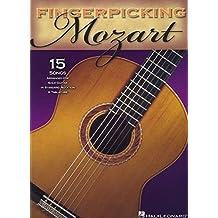 Fingerpicking Mozart Gtr