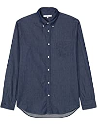 FIND Chemise Manches Longues Homme