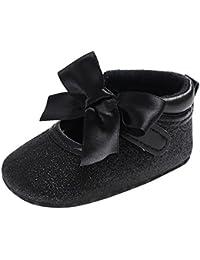 Zapatos para bebé Primer Paso, bebé Infantil Kids Girl Soft Sole Crib Toddler