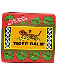 Tiger Balm Baume Rouge Pot de 19 g