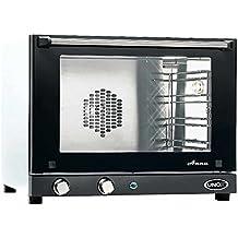 Horno panadería 4 bandejas 460 x 330 de convección, linemicro Manual