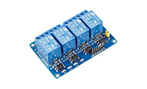 SUNFOUNDER New 2-Channel DC 5V Relay Module with Optocoupler Low Level Trigger Expansion Board for Arduino UNO R3 MEGA 2560 1280 DSP ARM PIC AVR STM32 Raspberry Pi