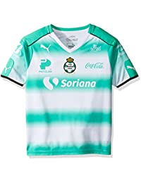 PUMA Men's Santos Kids Home Shirt Replica 16-17