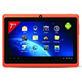 """Takara MID77C Tablette tactile 7"""" (17,78 cm) Boxchip A12 1,2 GHz 4 Go Android Wi-Fi Corail"""