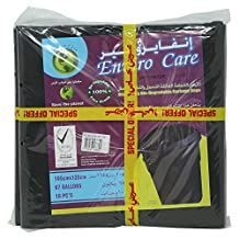 Enviro Care Trash Bags - White